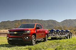 2016 Chevy Colorado: New Diesel for Midsize Pickup