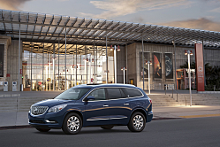 Buick Enclave: Luxury Crossover with a Legacy