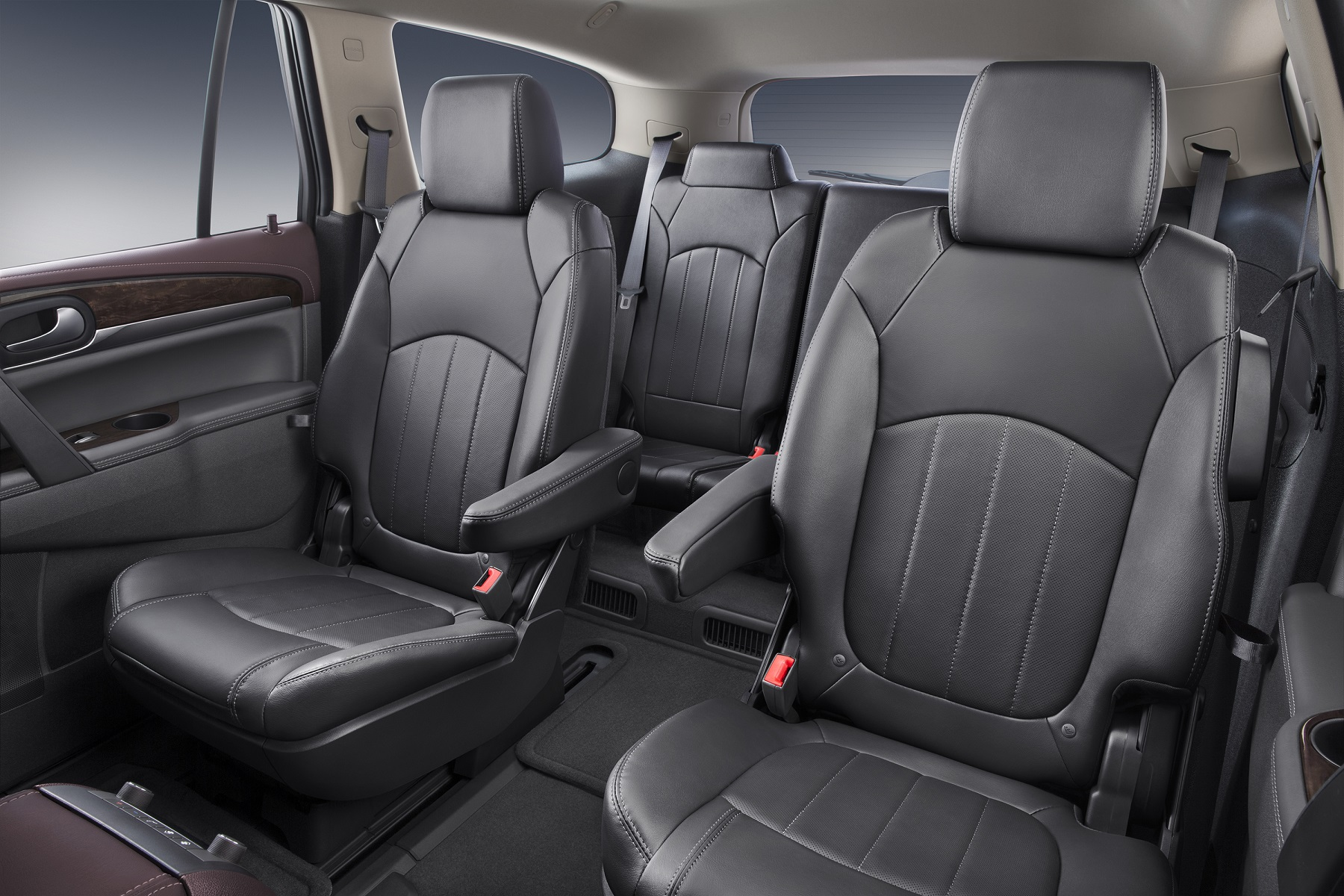Buick Enclave: Luxury Crossover with a Legacy - New on Wheels ...