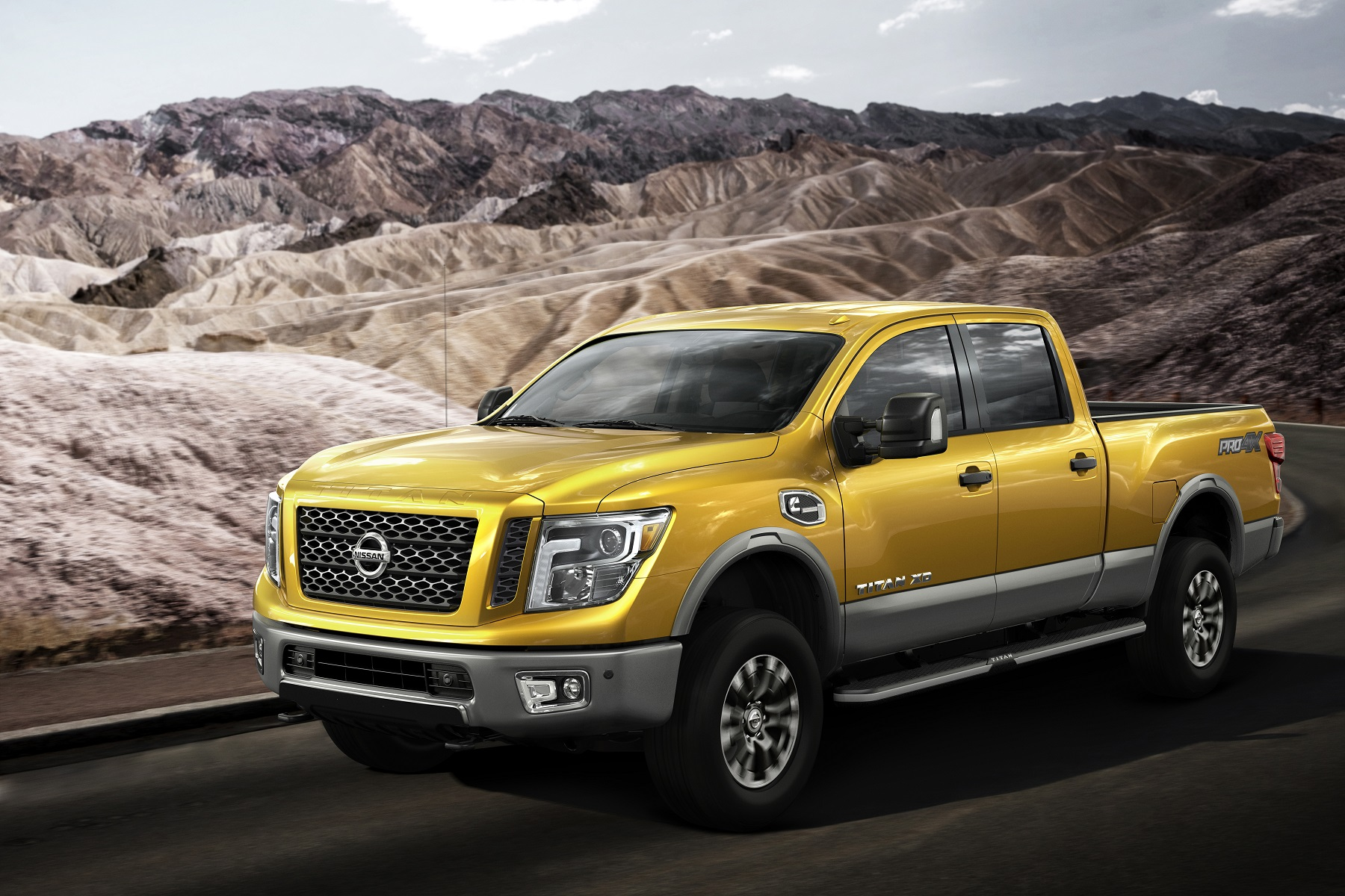Manufacturer Photo Nissan Challenges The Full Size Pickup Segment With Introduction Of A