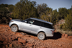 Land Rover Range Rover: Untapped Talents