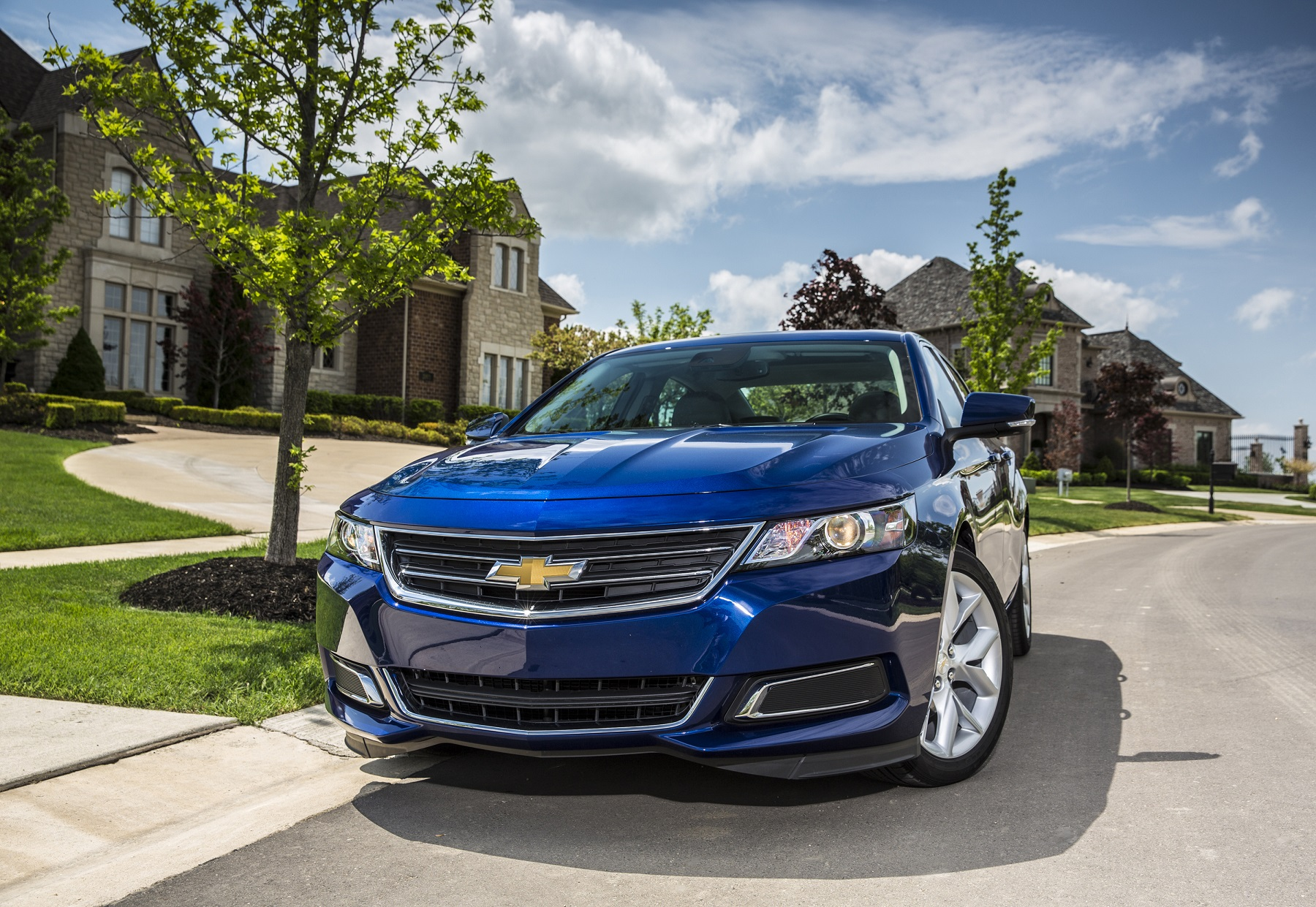 Manufacturer Photo For 2016 The Chevrolet Impala Is Offered In Ls Lt And
