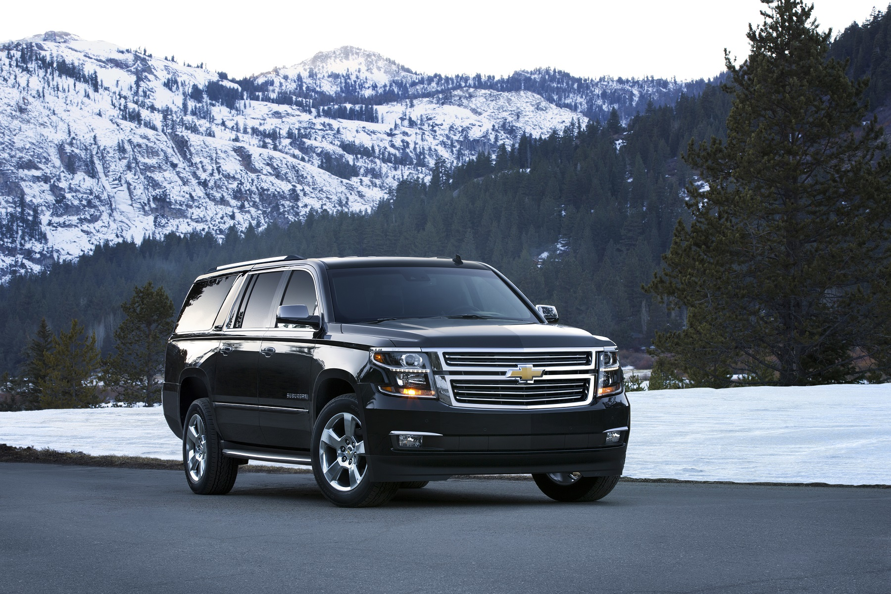 2016 Chevy Suburban: Made for Modern Life - New on Wheels - - GrooveCar