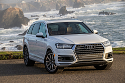 2017 Audi Q7: Prestigious Seven-Seater is All-New