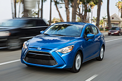 Scion iA: Subcompact with Loads of Ability