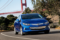 All-New 2016 Chevy Volt: Improved Performance