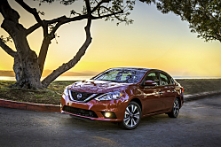 2016 Nissan Sentra: New Energetic Look