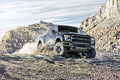 2017 Ford Raptor SuperCrew: Off-Road Enthusiast