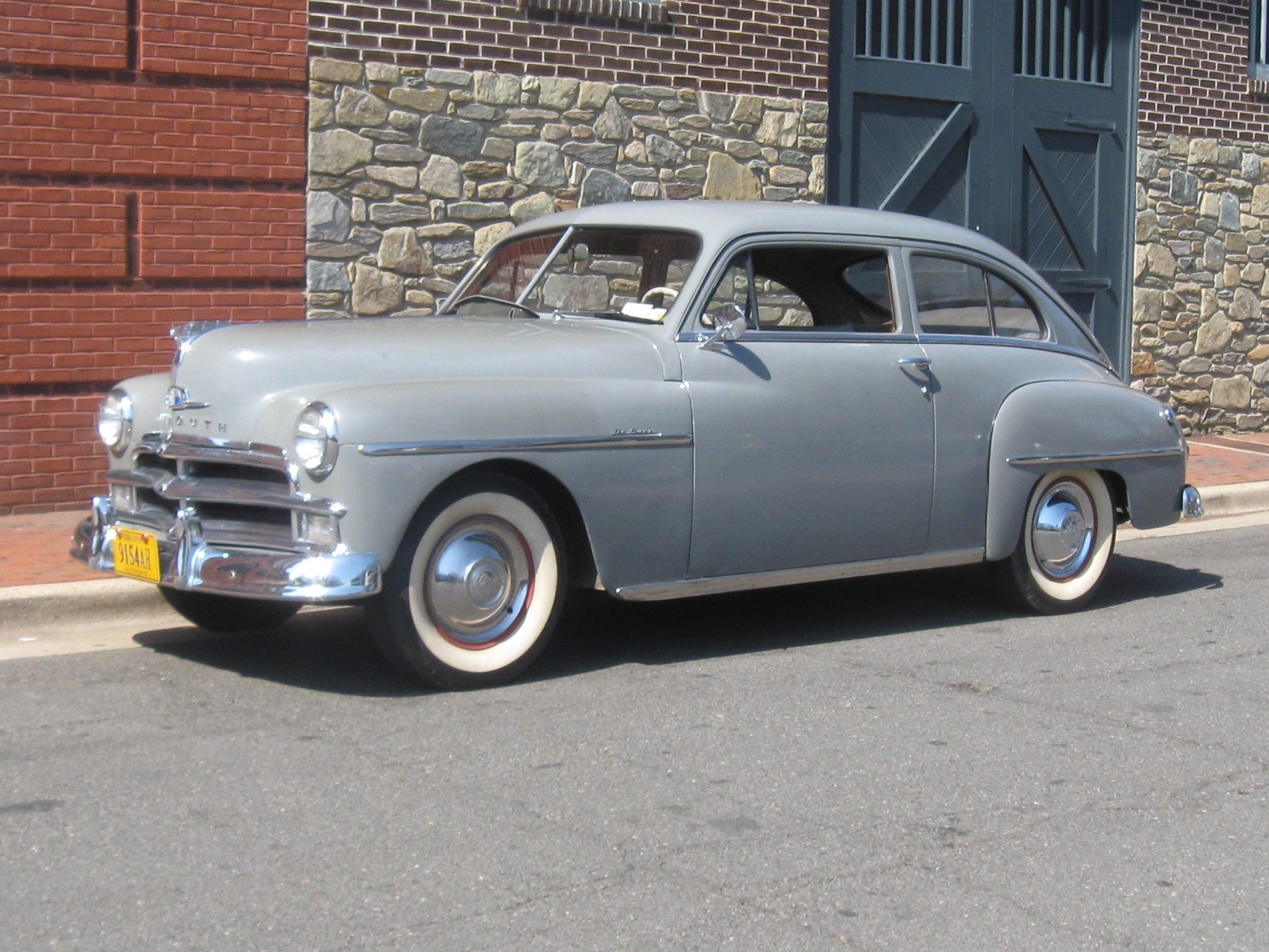impulse roadside purchase 1950 plymouth classic classics Wanted 63 Plymouth Sedan Doors x zoom