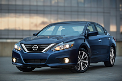 2016 Nissan: New SR Model Joins Altima Line