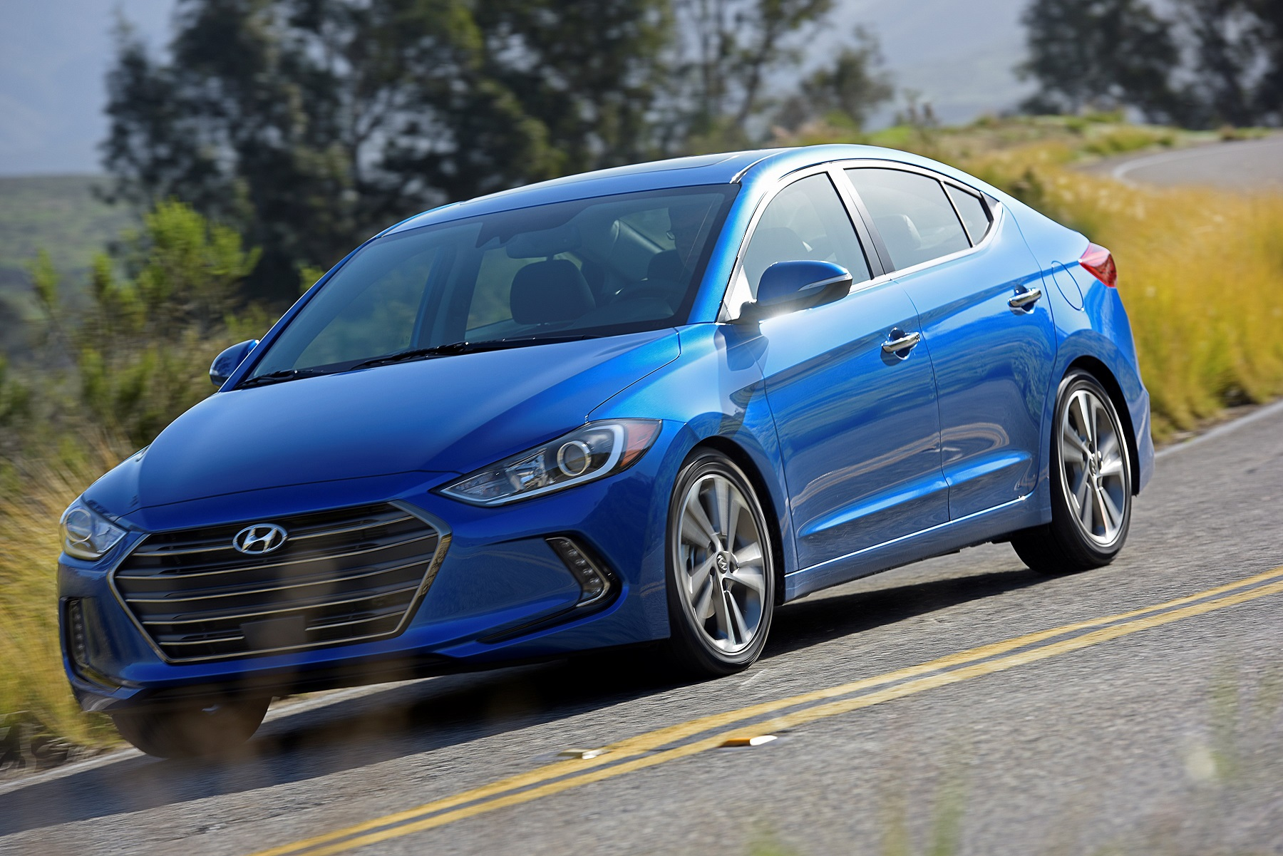 All New for 2017 Hyundai Elantra New on Wheels GrooveCar