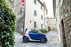 smart fortwo: All-New for 2016