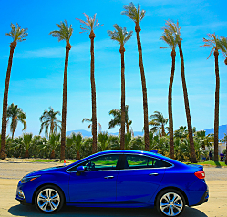 2016 Chevy Cruze: Big Leaps in Power, Appeal