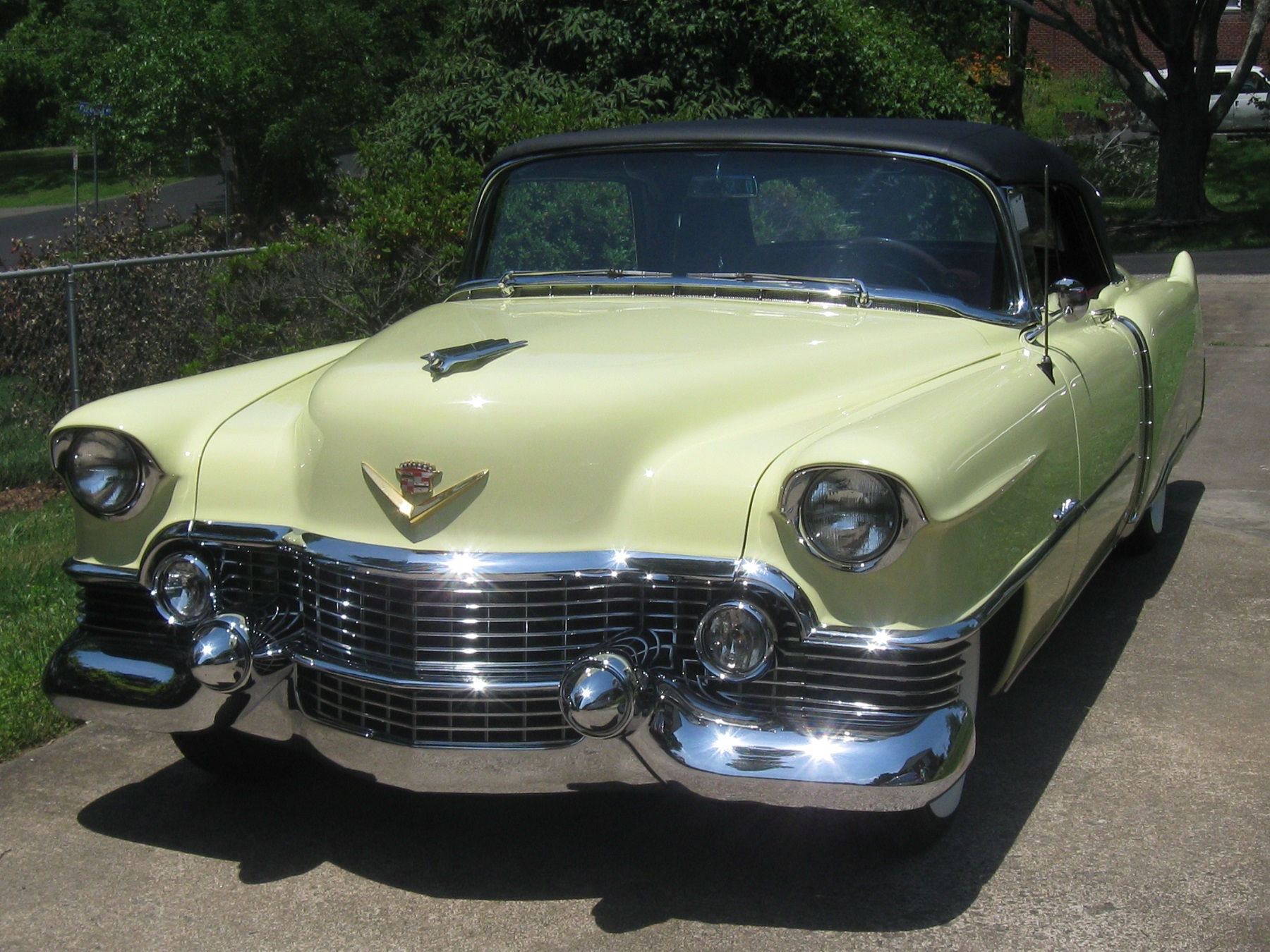 2016 Cadillac Convertible >> 1954 Cadillac Convertible Gets Full Restoration Classic Classics