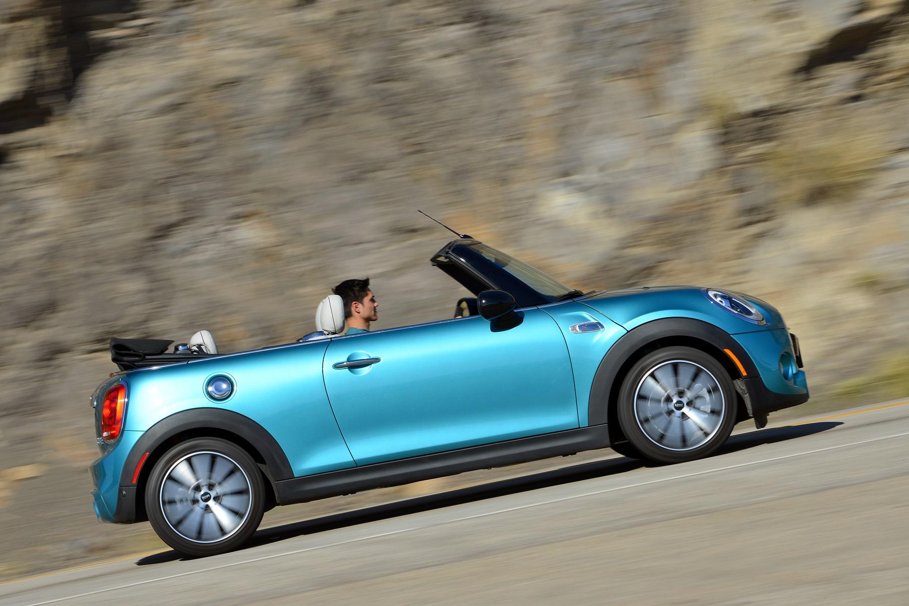 Summer Rides: 5 Affordable, Fuel-Efficient Convertibles - Green ...