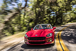 2017 Fiat 124 Spider: The Classic Roadster