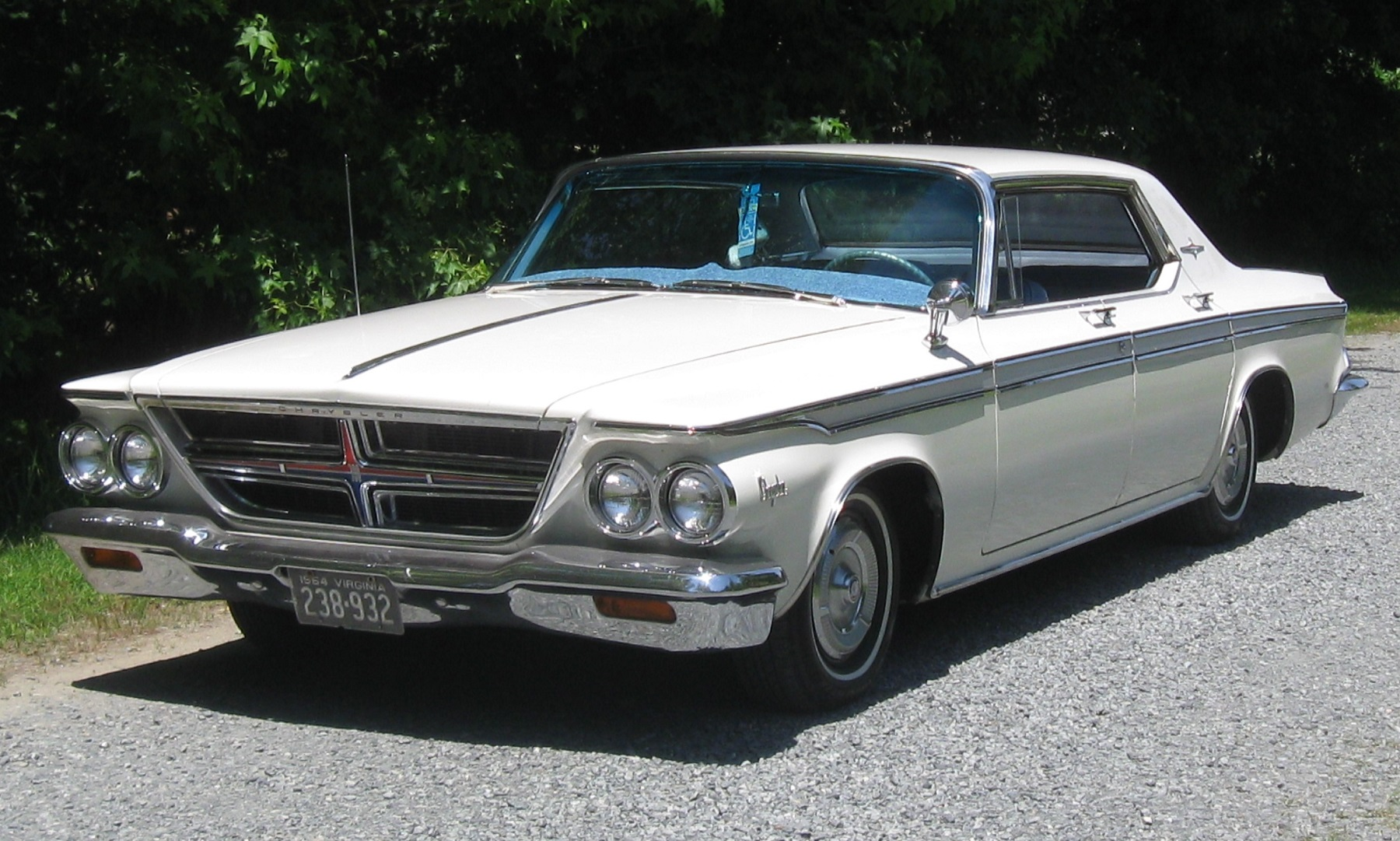 1964 chrysler 300 a classic you can drive classic. Black Bedroom Furniture Sets. Home Design Ideas