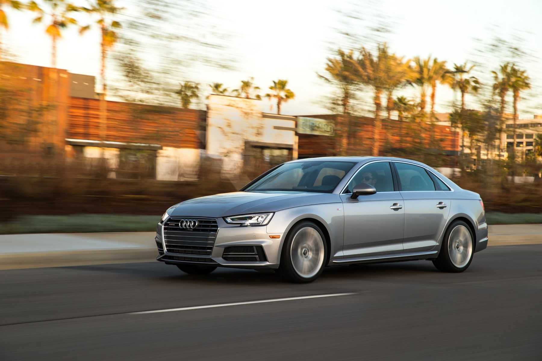 Manufacturer photo: From the redeveloped engine to the available Audi virtual cockpit, there are technological innovations found throughout the 2017 Audi A4 all-new sedan