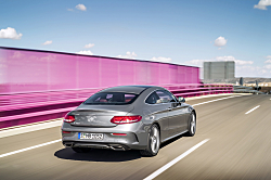 2017 Mercedes-Benz C-Class Coupe: Luxury Meets Sporty