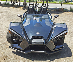 Automotive Cycling in a Slingshot