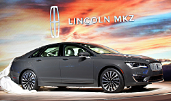 2017 Lincoln MKZ: Quiet Luxury with Potent Power