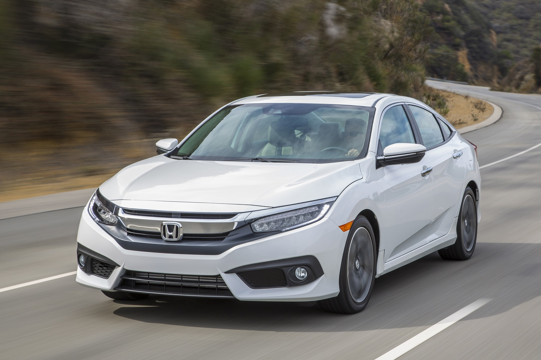 Manufacturer photo: Honda designers and engineers deliver a sportier and more premium-quality Civic