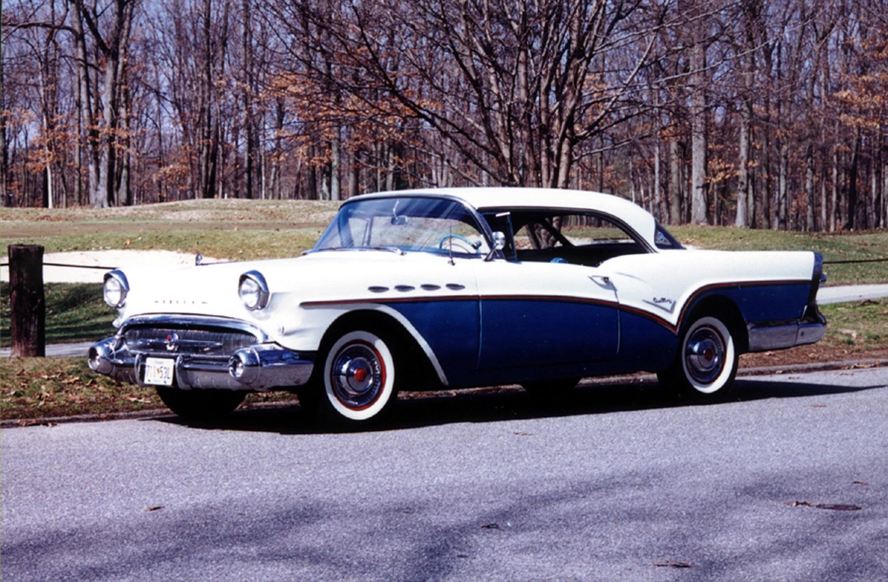 1957 Buick Riviera: A Junkyard Rescue - Classic Classics - - GrooveCar