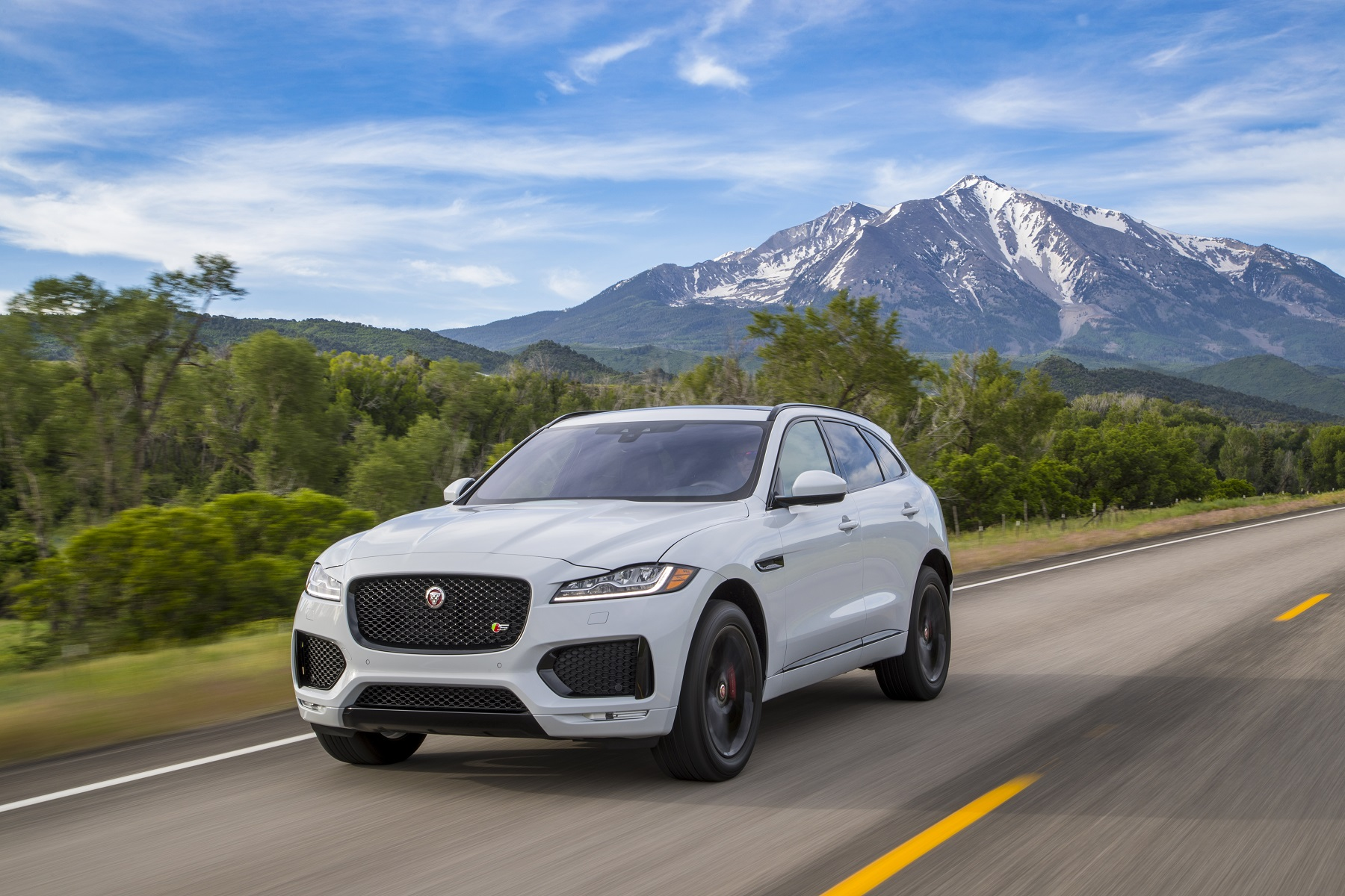 2017 F-Pace: Jaguar's All-New Crossover Vehicle - Get Off ...