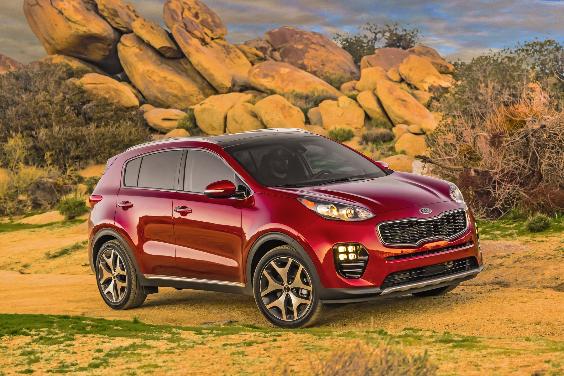 kia sportage all new for 2017 get off the road groovecar. Black Bedroom Furniture Sets. Home Design Ideas