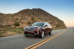 Cadillac XT5: Crossover Touring New for 2017