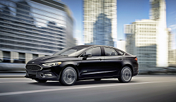 Ford Fusion Energi: Refreshed for 2017