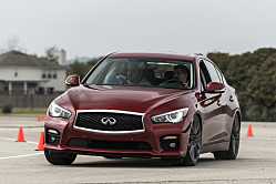 Infiniti Q50: New Flagship Red Sport 400