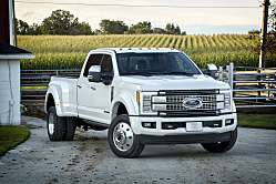 2017 Ford Super Duty: New Levels of Superiority