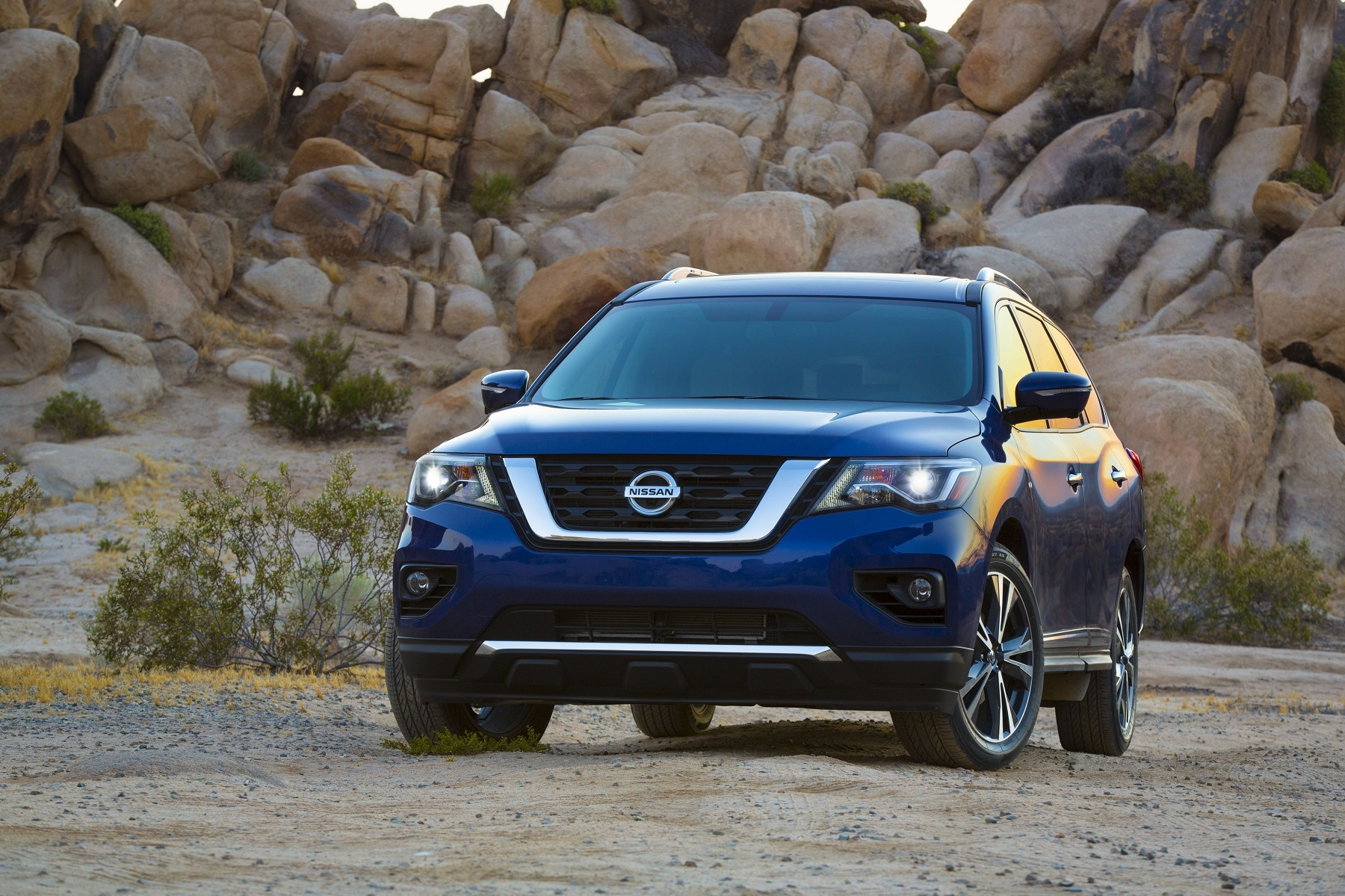According To Those In The Know At Nissan Pathfinder S Core Demographic Young Moms Dictated New Brawnier Look For