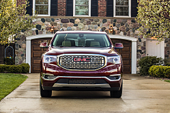 GMC Acadia: All-New for 2017