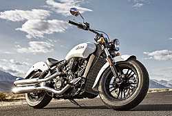 Indian Scout Sixty: Move over Sportster