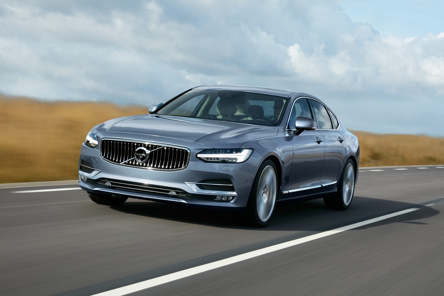 Volvo: A Global Thinker Reflected in 2017 S90 Sedan - New on Wheels ...