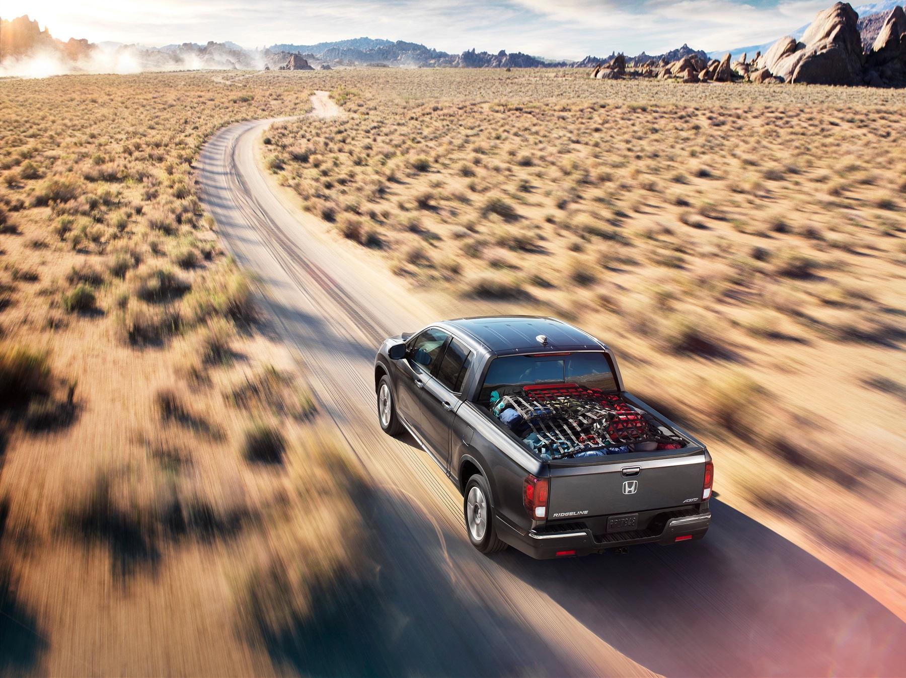 2017 Honda Ridgeline More Capability Versatility Truck Talk