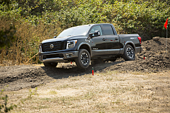 2017 Titan Pro-4X: Nissan's Year of the Truck