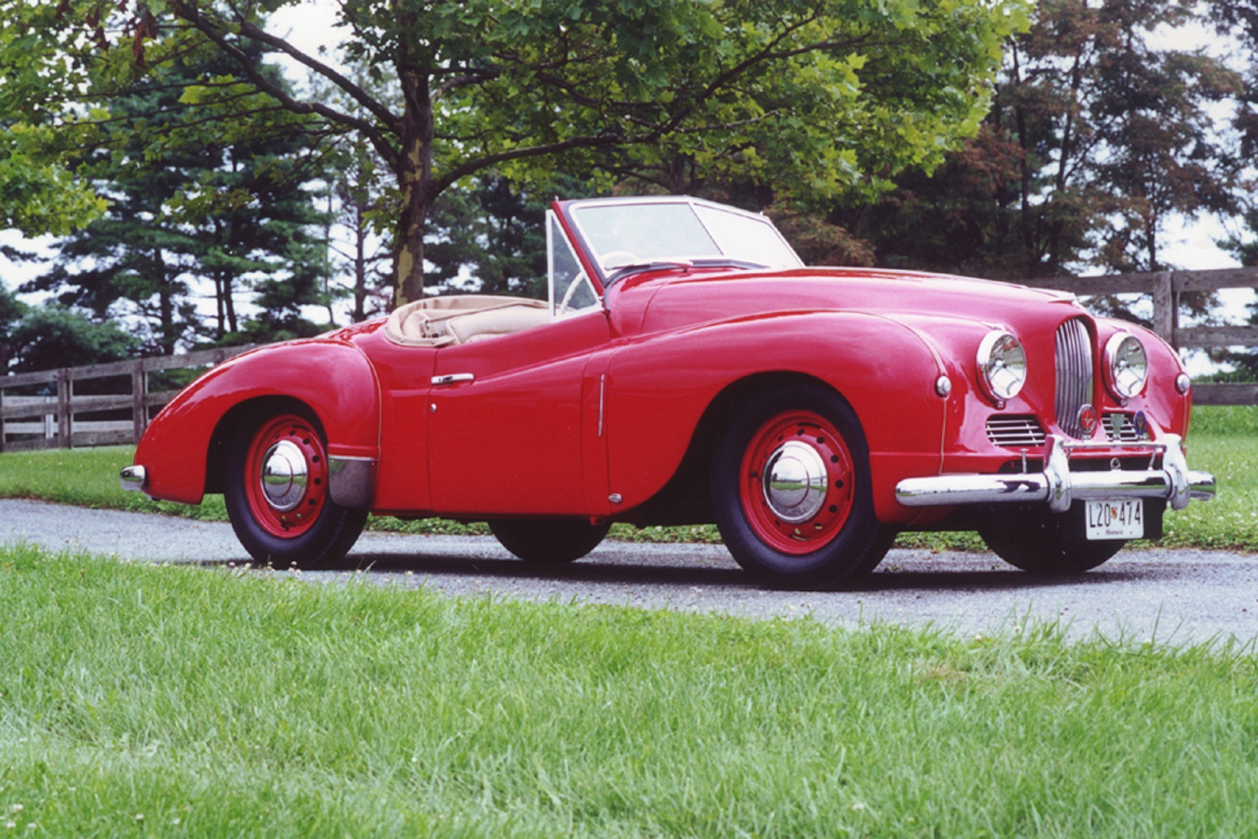 1951 British Sports Car: The Jaunty Jupiter - Classic Classics ...