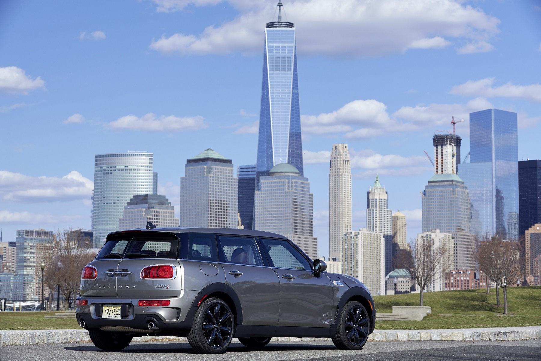 mini cooper s clubman: s is for small and sporty - new on wheels