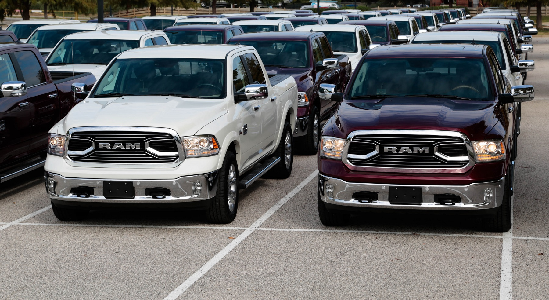 Manufacturer photo: Ram builds long-lasting pickups and the Ram 1500 boasts numerous segment-exclusive features