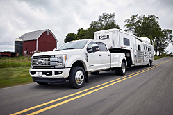 2017 Super Duty: Full-Range Workhorses