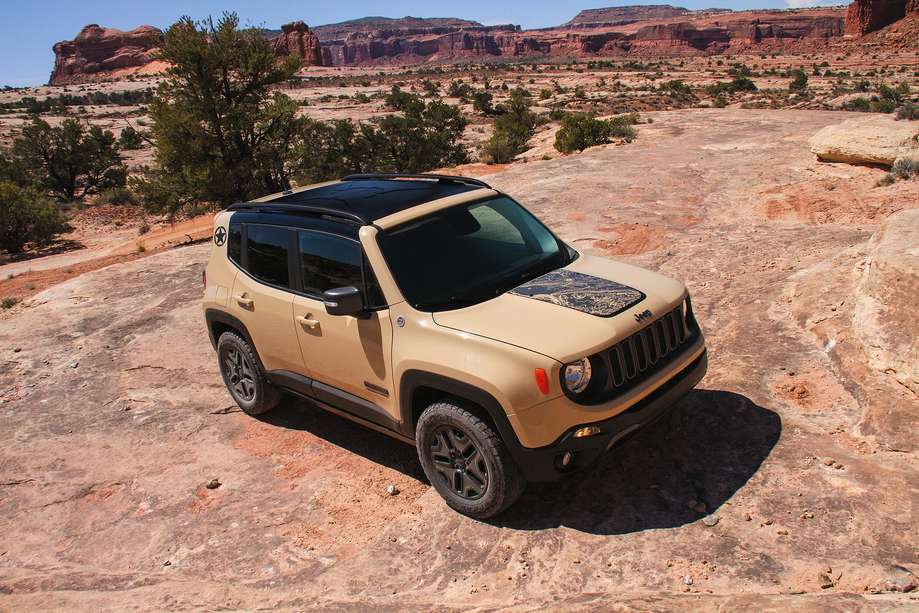 Jeep Renegade Off Road >> 2017 Jeep Renegade Off Road Open Air Get Off The Road