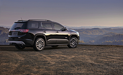 GMC Acadia: Slimmed Down for 2017