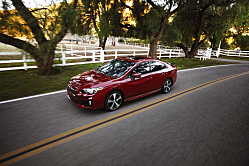 2017 Impreza: Subaru Aiming for Millennials