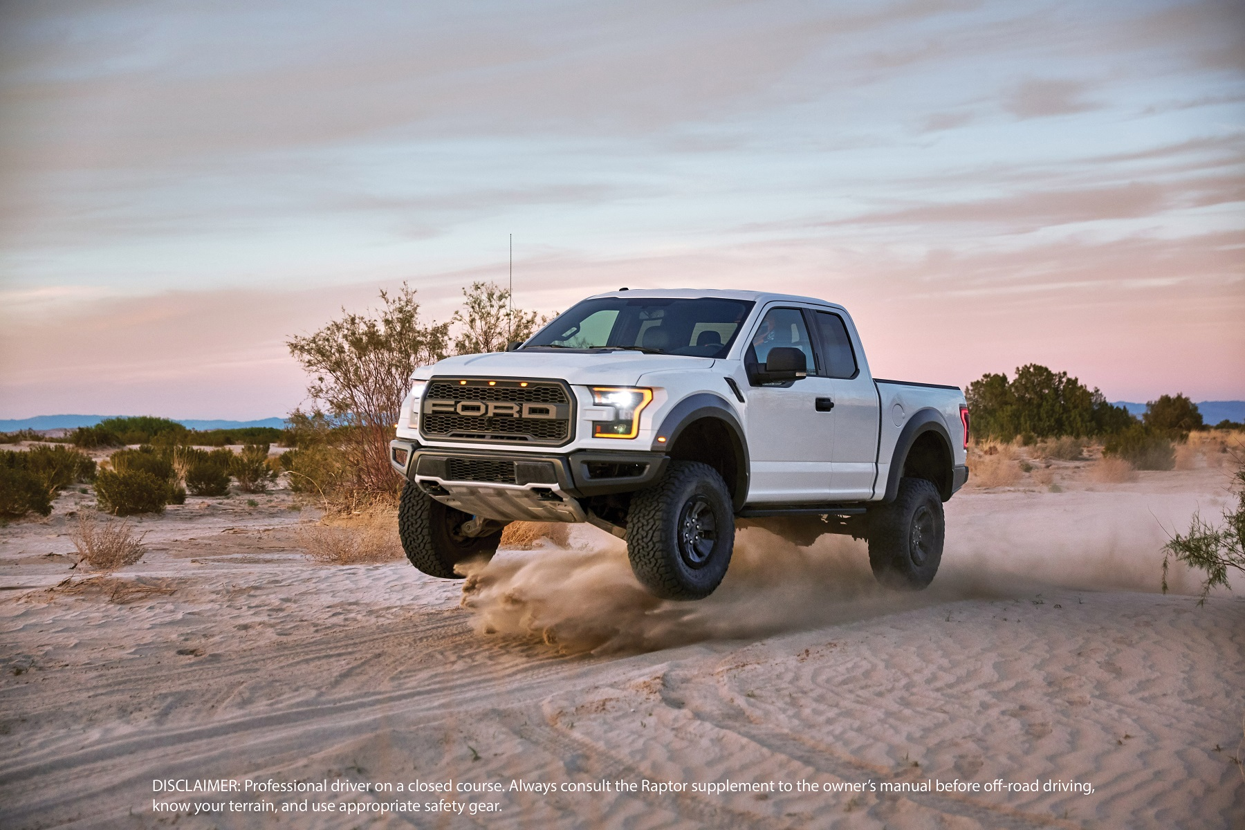 It starts with the new F-150's aluminum body but has been engineered with  stronger versions of all the critical parts underneath because of the  pickup's ...
