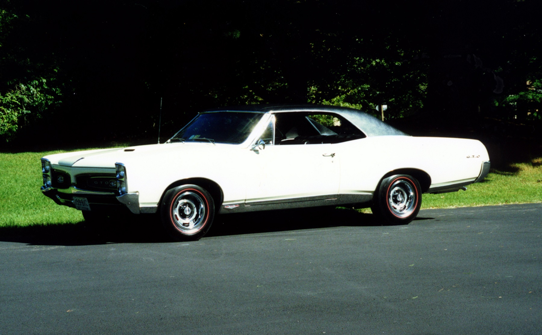1967 Pontiac Gto Sports Car For Solid Student Classic Classics