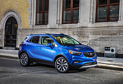 2017 Buick Encore: Right-Sized Compact Crossover