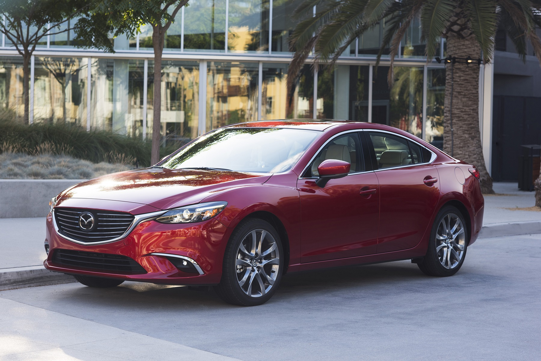 2017 Mazda6: Solid, Traditional Sedan - New on Wheels - - GrooveCar